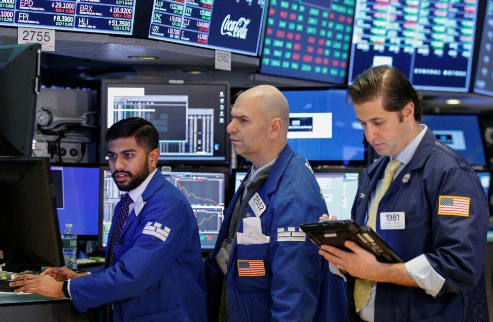 Aktsiate hind on kõrgeks tõusnud, korrektsioon puhastaks finantsturgu.