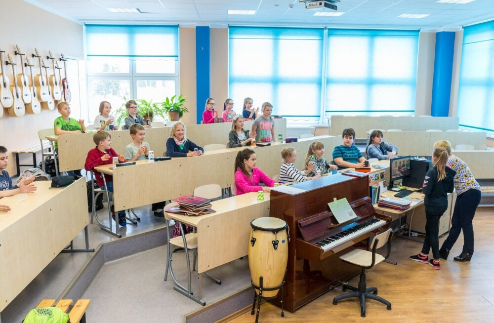 Tartu Kivilinna Kooli tunnid