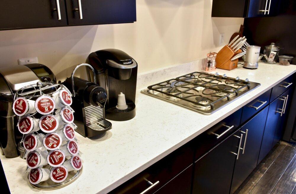 Parim hetk köögi värskenduseks: köögitehnika ja -tarvikud mitmes poes kuni 86 protsenti soodsam!