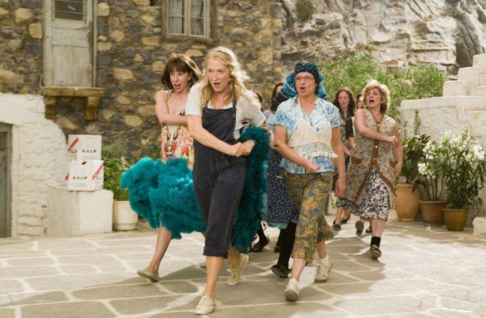 """Kinoklassikate sarjas linastub uuel nädalal """"Mamma Mia!"""" esimene osa"""
