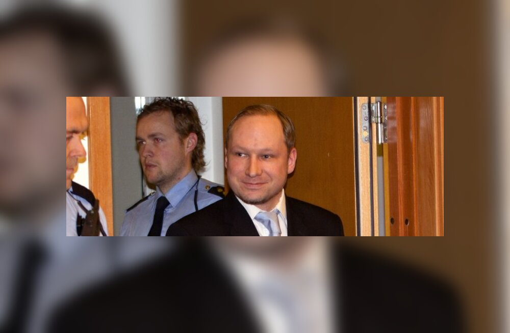 Breivik oli 2004. aastal Eestis 19 tundi ja avas siin pangakonto