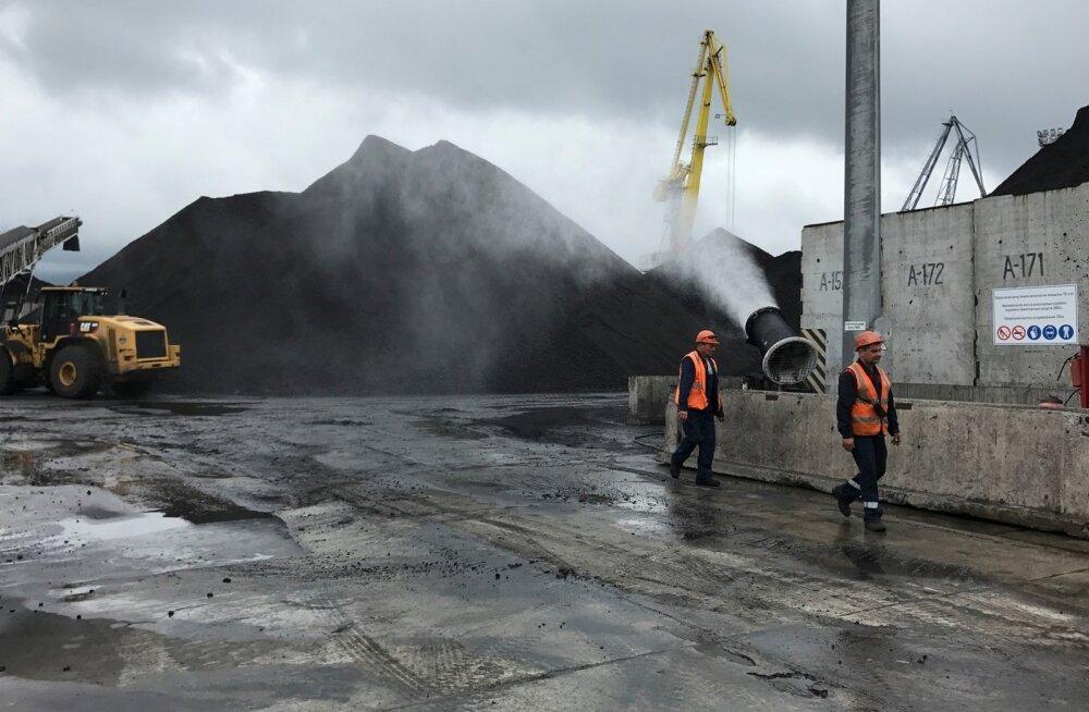 Reuters: Põhja-Korea kivisöe salajane eksport käib Venemaa kaudu
