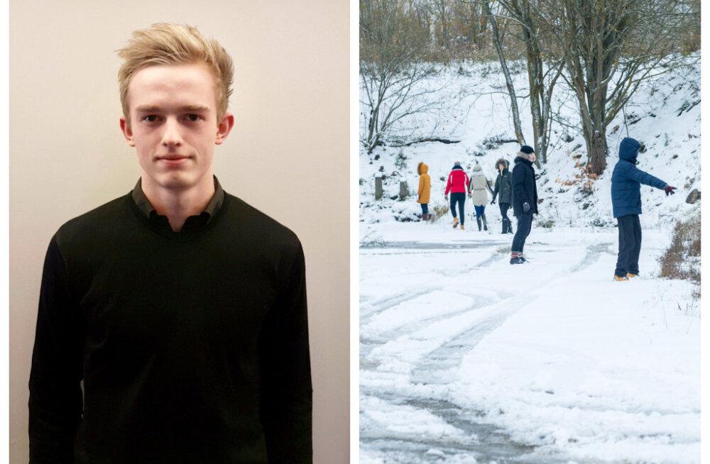 Tartus kadunud noormehe surnukeha leiti Raadilt