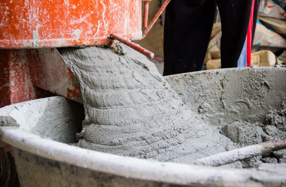 Milline betoonisegu objektile tellida? Loe lisaks, mida tähele panna suviste ja talviste betoonitööde juures