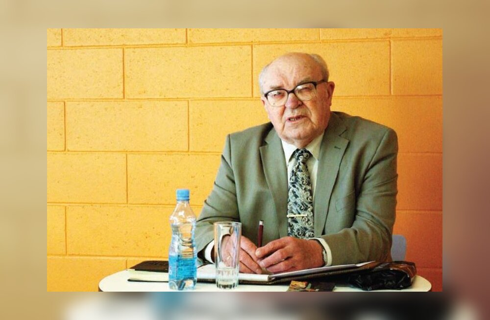 Erik Tohvri 80: kirjanik kohtus kodulinna rahvaga