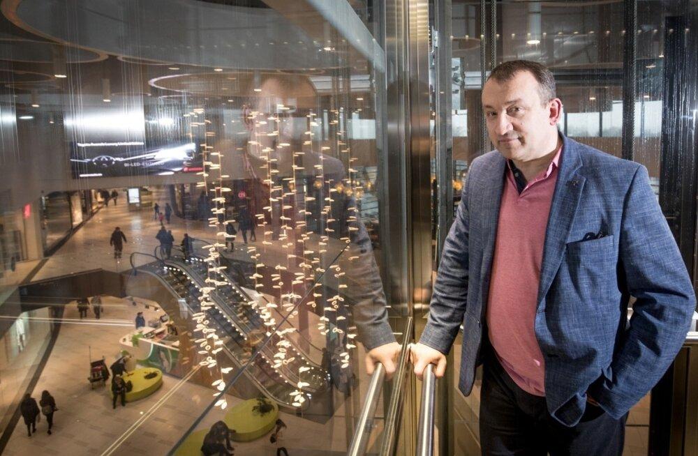 Количество торговых центров в Таллинне приближается к критическому: многие могут обанкротиться