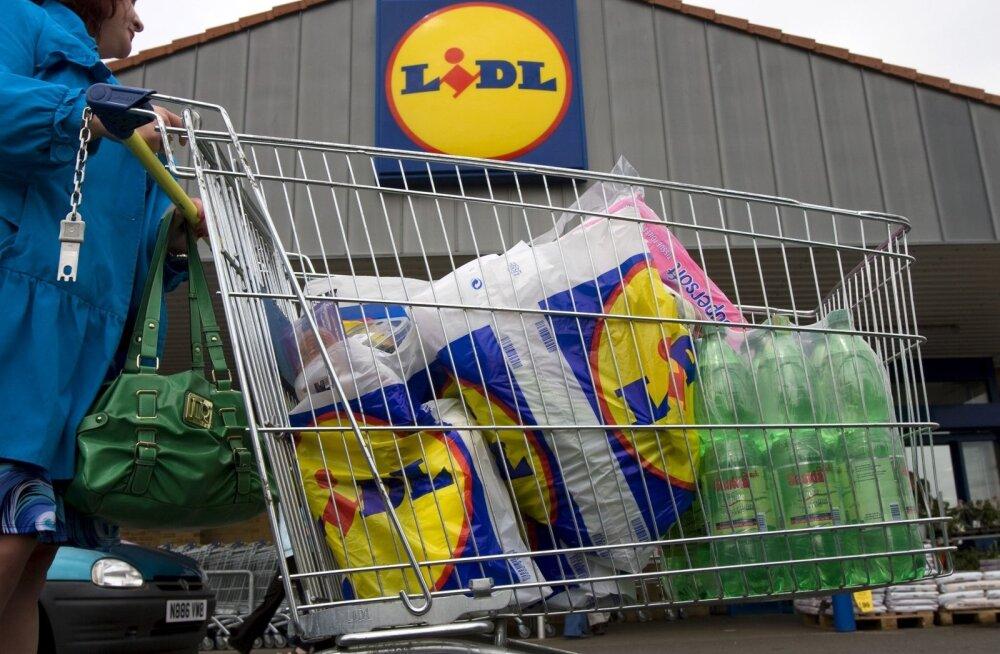 Эксперт о Lidl: ни одна эстонская торговая сеть не сможет конкурировать с их ценами