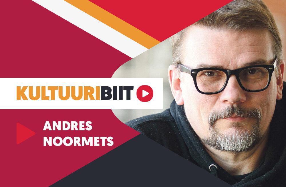 KULTUURIBIIT | Näitleja ja lavastaja Andres Noormetsa playlist