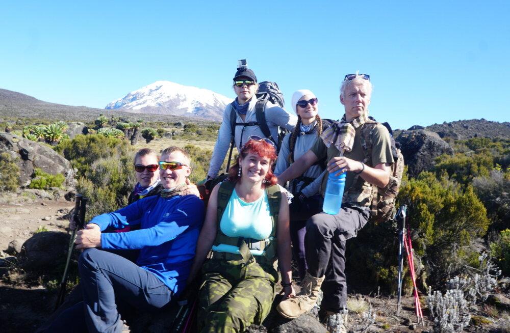 Jääda kokku või minna lahku? Emotsionaalne tõsielusaade paneb kolme paari suhted Kilimanjaro mäel tõsiselt proovile