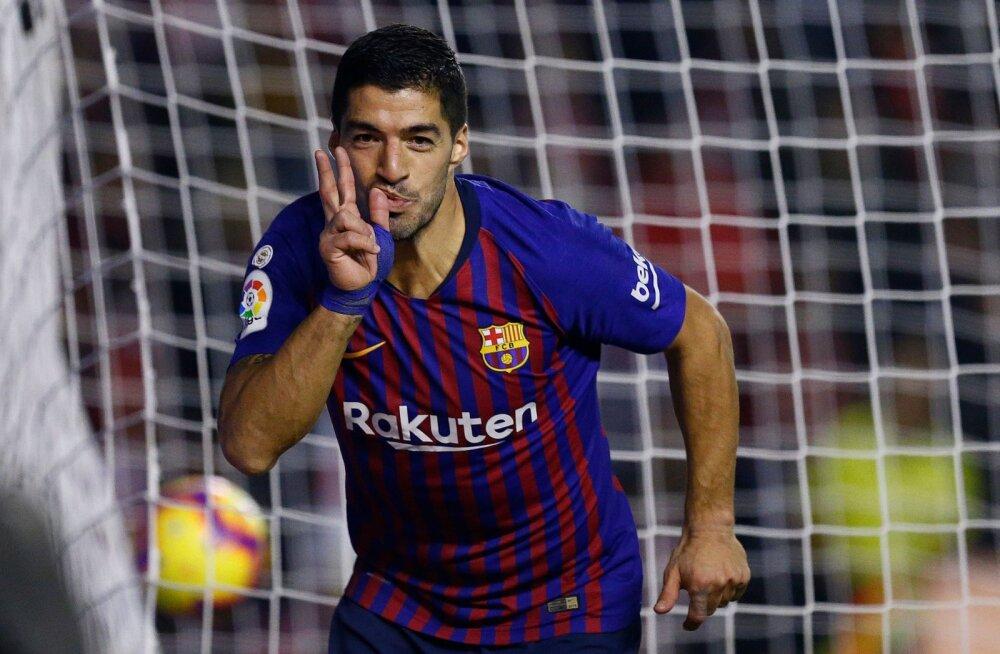 VIDEO | Barcelona sai tabeli eelviimase vastu dramaatilise võidu