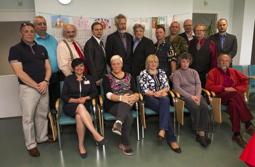 Presidendiproualt teenetemärgi saav 53-aastane vereandja Kersti Anijärv on elu jooksul verd annetamas käinud 117 korda