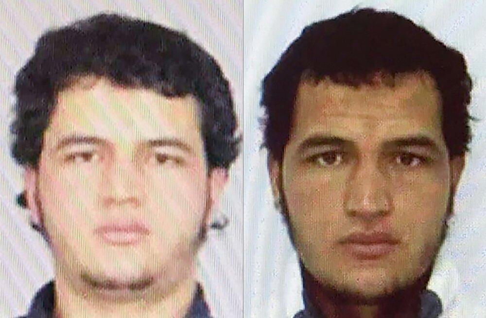Tuneeslasest kahtlustatav Anis Amri
