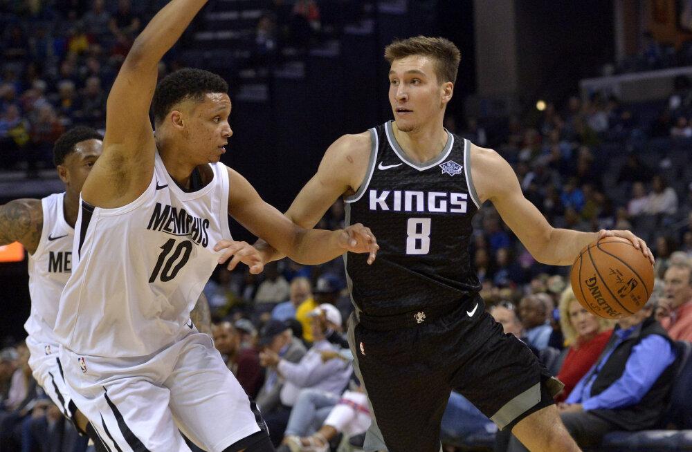 Hirmuäratav nimekiri: Serbia nimetas mänguks Eestiga koondisse viis NBA mängijat
