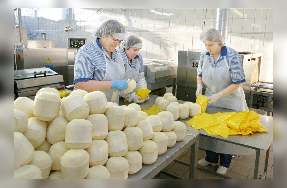 Estover: lisaks Venemaa keelule mõjutab tootmist piima rekordhind