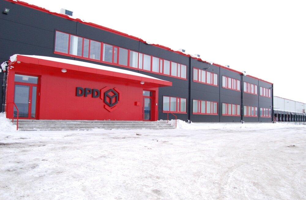 DPD logistikakeskus