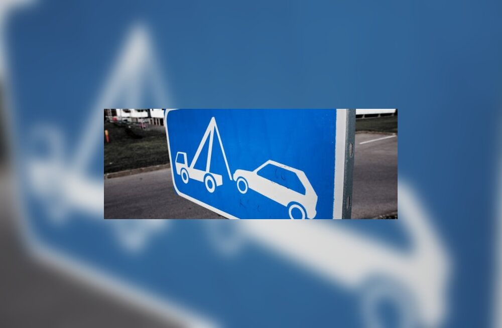 JUHTKIRI: Legaalne parkimismaffia tuleks lõpetada