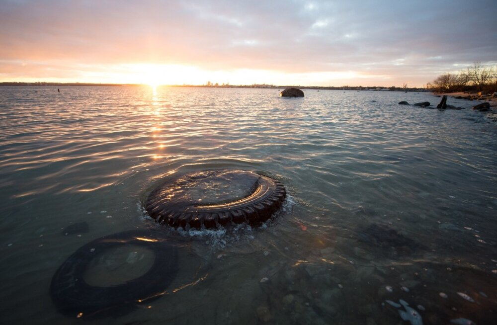 Päikesetõus Tallinnas