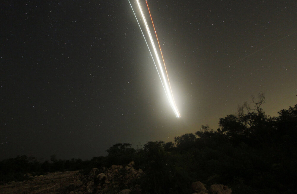 ВИДЕО: В Венесуэле упал огромный метеорит