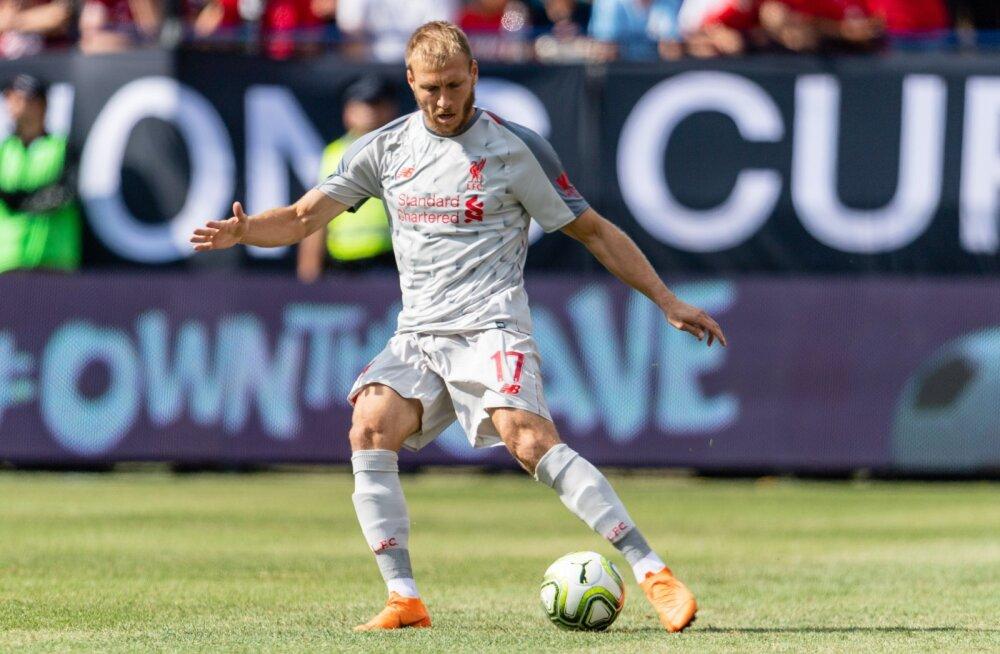 Premier League'i klubi peatreener soovis täna Ragnar Klavanit osta, ent sai eitava vastuse