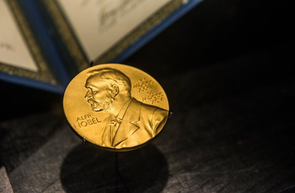 Nobeli umbluu