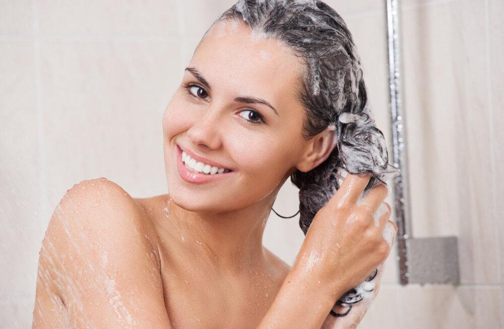 Neli ohtlikku ainet, mis sinu šampooni sees kindlasti olla ei tohiks