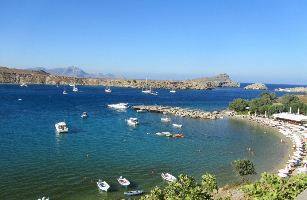 REISILUGU: vaata, milline Kreeka saar on just sinule parimaks sihtkohaks