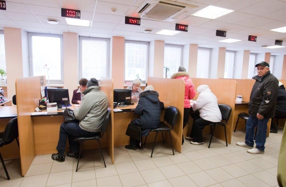 Pensionärid, kelle pension on suurem kui 236 eurot kuus, peavad esitama sotsiaalkindlustusametile maksuvaba tulu avalduse.