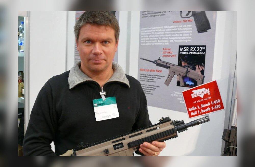Relvainstruktor: relva kasutamine noaga ründaja puhul on täiesti põhjendatud