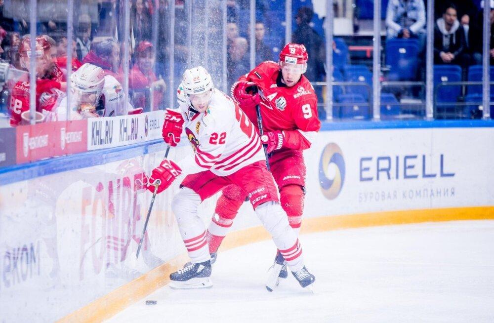 Началась продажа билетов на матчи КХЛ для читателей rus.delfi.ee! Финский Jokerit играет с российскими клубами