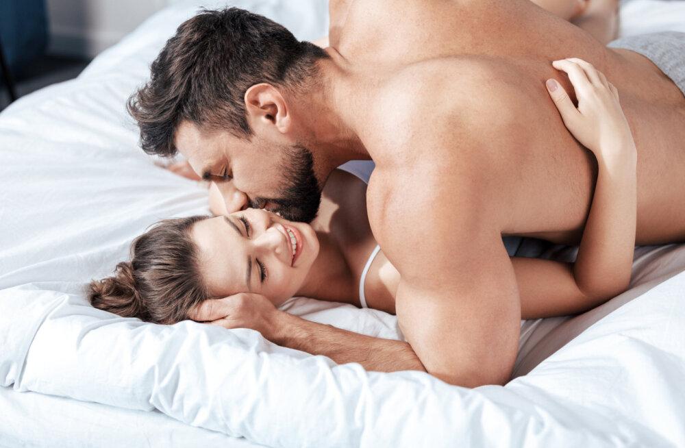 Need märgid näitavad ära, milline on mees voodis