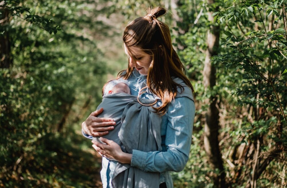 Kuidas kaitsta sääskede eest väikest beebit?