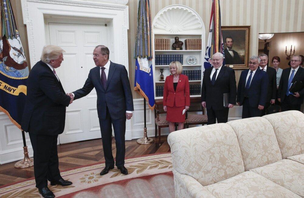USA meedia teatel oli Trumpi venelastega jagatud informatsioon pärit Iisraelilt