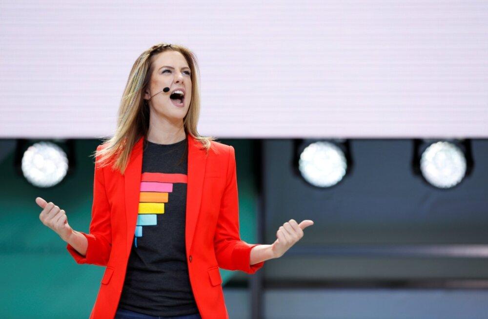 I/O 2017 täies hoos. Sõna võttis ka YouTube'i osakonna tippjuht Barbara Macdonald. YouTube'i suurim lähiaja uuendus on vaatajat ümbritsevate 360-kraadiste videote jõudmine nutiteleritesse (Android TV, aga ka Samsungi ja LG tänavused 4K UHD telerid) ja män