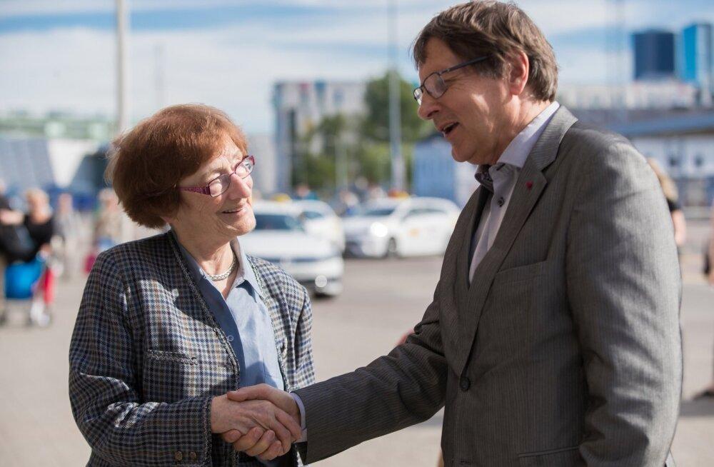 Niina Vassiljeva ja Jüri Trei on Raimond Valgre kultuuripärandit hoidnud ja eestlastele toonud juba eelmisest sajandist.