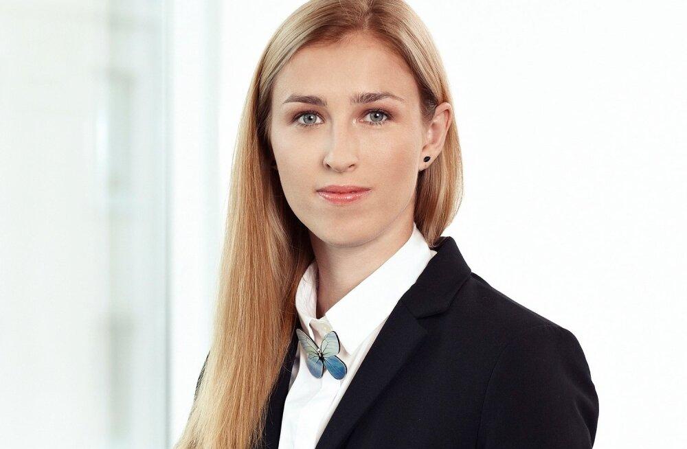 Advokaadibüroo COBALT vandeadvokaat Annika Jaanson.