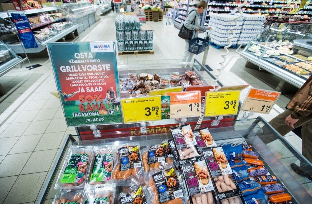 Jaanipäevakampaaniaks on ostjatele komplekteeritud maksipakid kõige enam sel perioodil minevatest kaupadest.