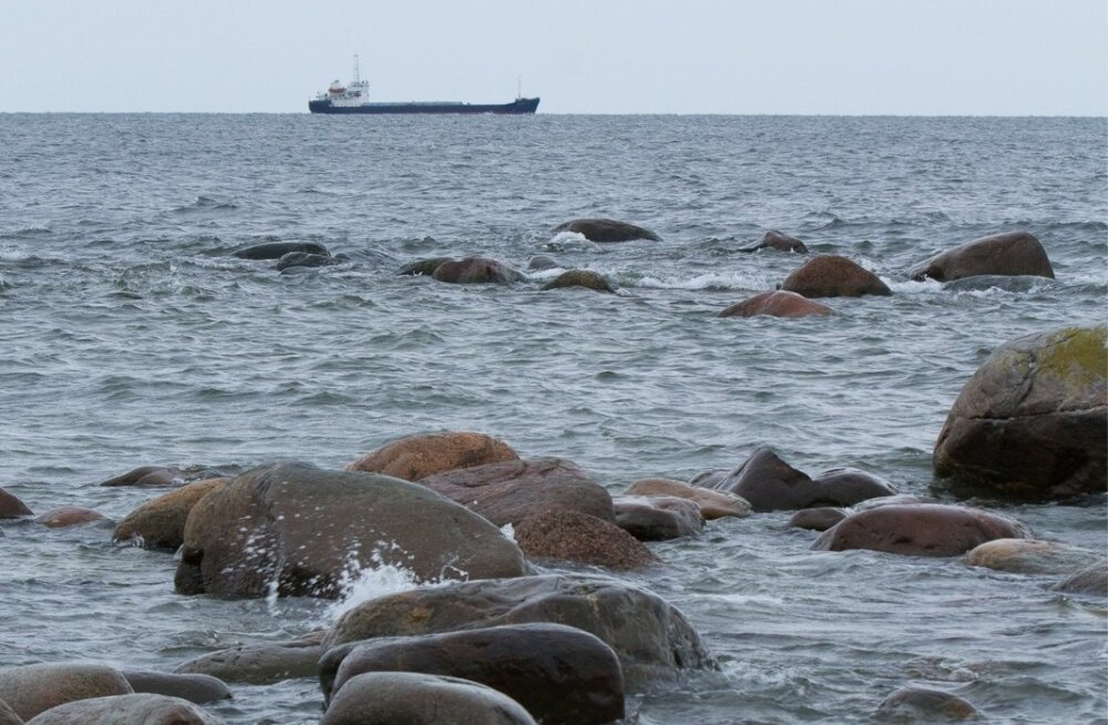 Läänemeri, justkui põdura tervisega laps