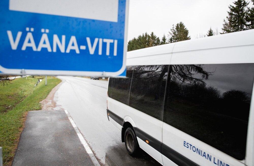 vääna-viti bussipeatus