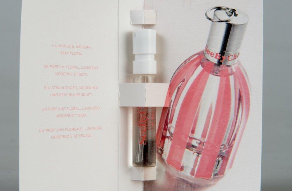Parfüümid,lõhnaõlid