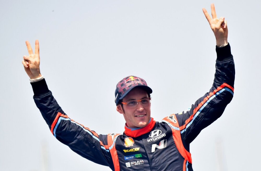Thierry Neuville sõlmis Hyundaiga uue pika lepingu