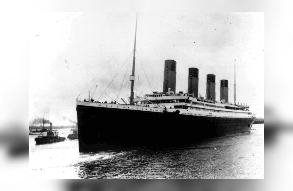 Ekspeditsioon läheb Titanicule uusi saladusi otsima