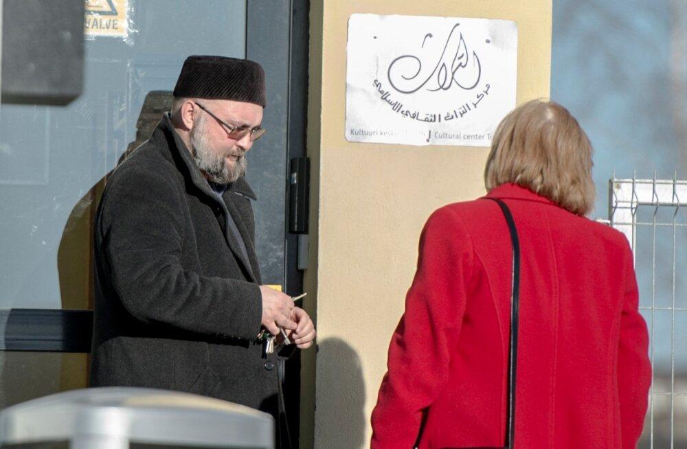 Eesti moslemite peaimaam Ildar Muhhamedšin