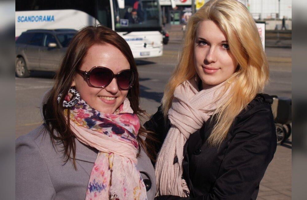 ФОТО: Модельер: таллиннские девушки одеваются не модно