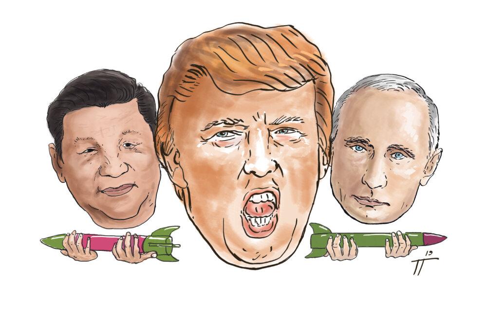 Viljar Veebel: Donald Trumpi USA tagasitõmbumine ei tähenda kohest maailmalõppu