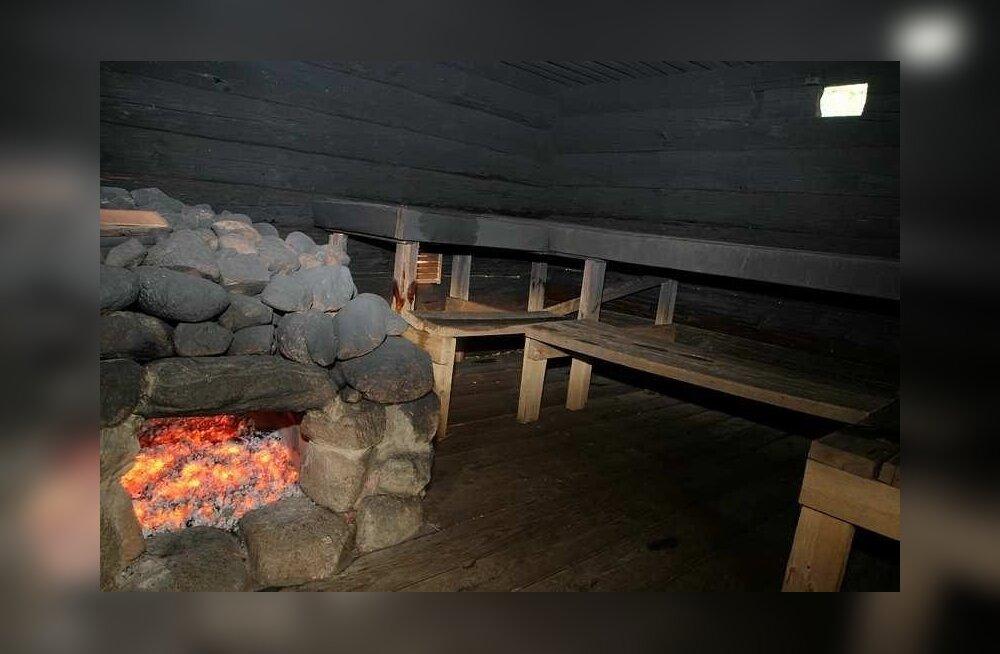 Saunas pidi ohtralt leili võtma ja vihtlema, nii sai keha põhjalikult puhtaks.