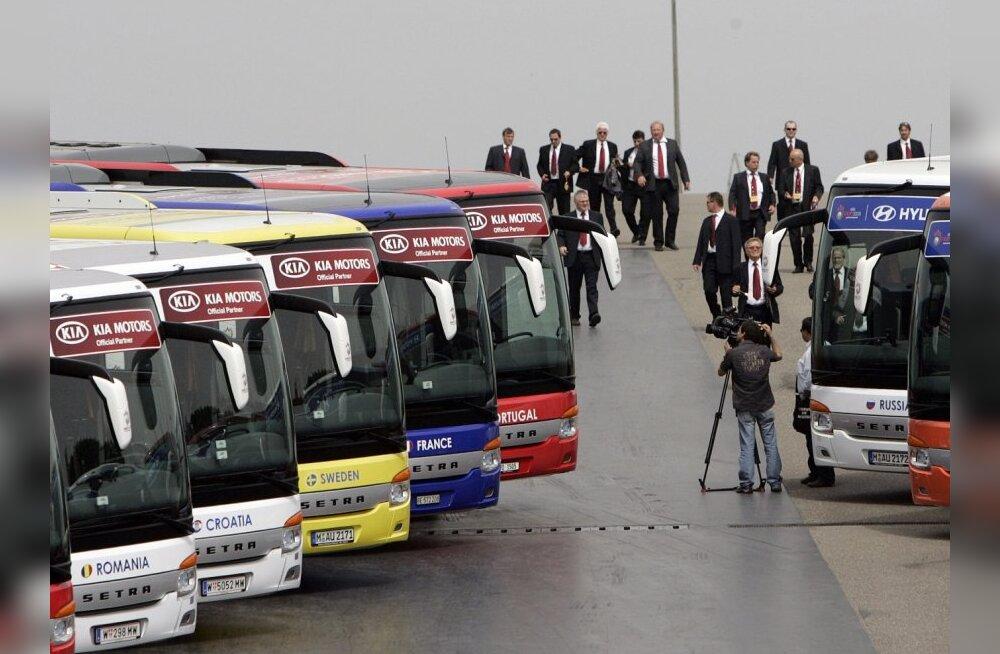 Секс автобусам