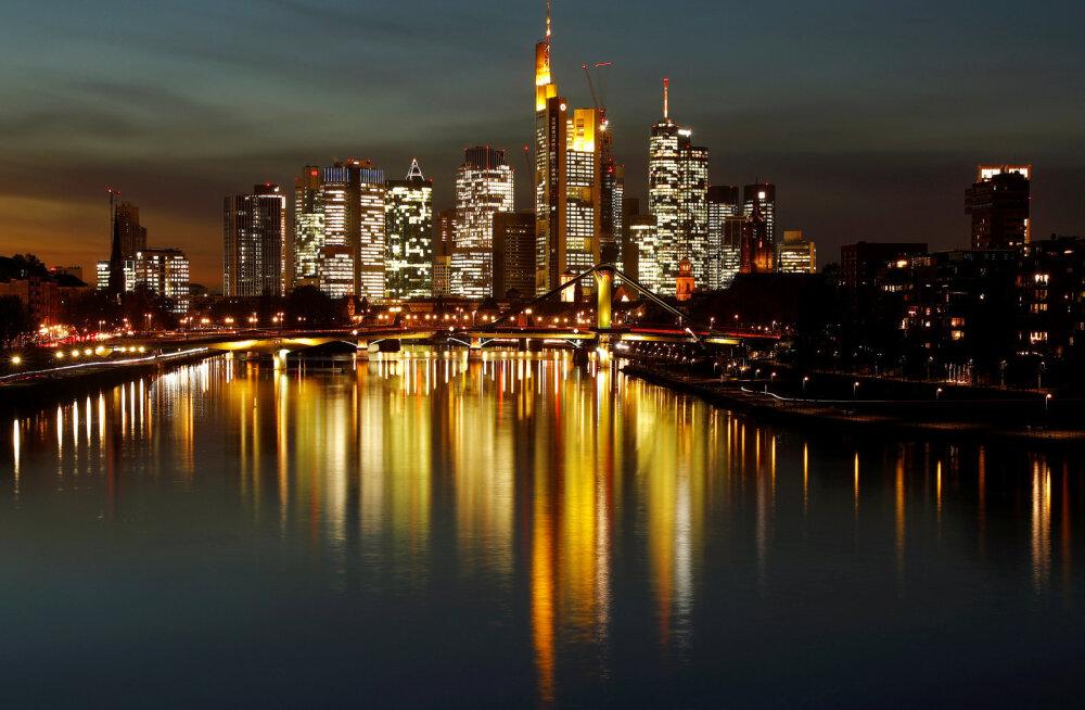 Brexit läheneb. Frankfurti on tabanud seninägematu kinnisvarabuum