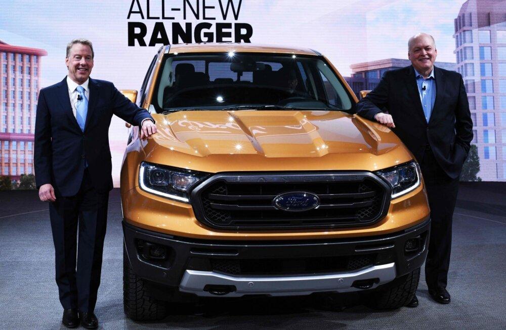 Ford: nelja aasta pärast on meie valikus nelikümmend erinevat elektrimudelit