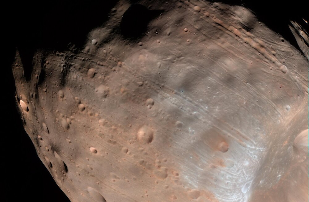 Jaapan saadab sondi Marsi kuu pealt proove tooma, täpne plaan on lahtine