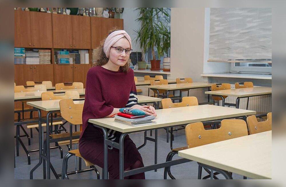 Необычная история: эстонская девушка перешла в русскую школу, чтобы выучить русский язык